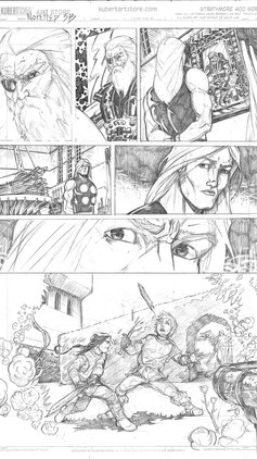Thor Sample Page 3