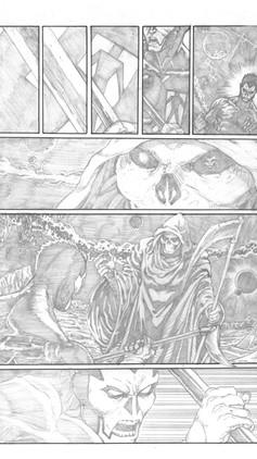 Shadowman Sample Page 1