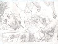 Wolverine Sample Splash Page