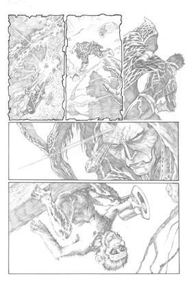 Shadowman Sample Page 3