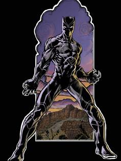 Black Panter Cover