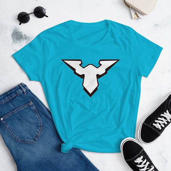 The Angel Logo Women's short sleeve t-shirt