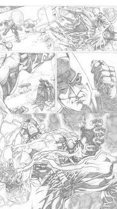 Batman Sample Page 4