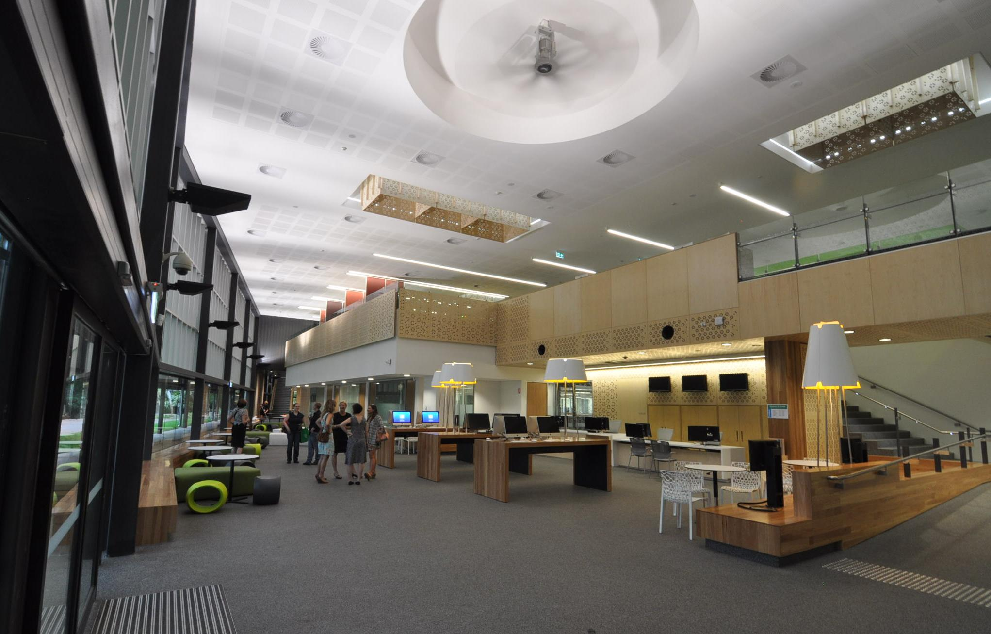 Education Central architects north