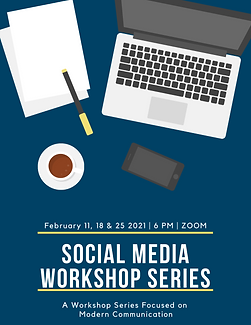 NEW -  Social Media Workbook & Agenda (1