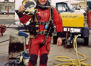 My dive life