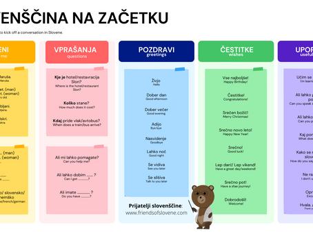 Po slovensko, prosim!