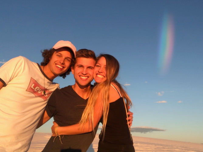 GNT at White Sands, New Mexico