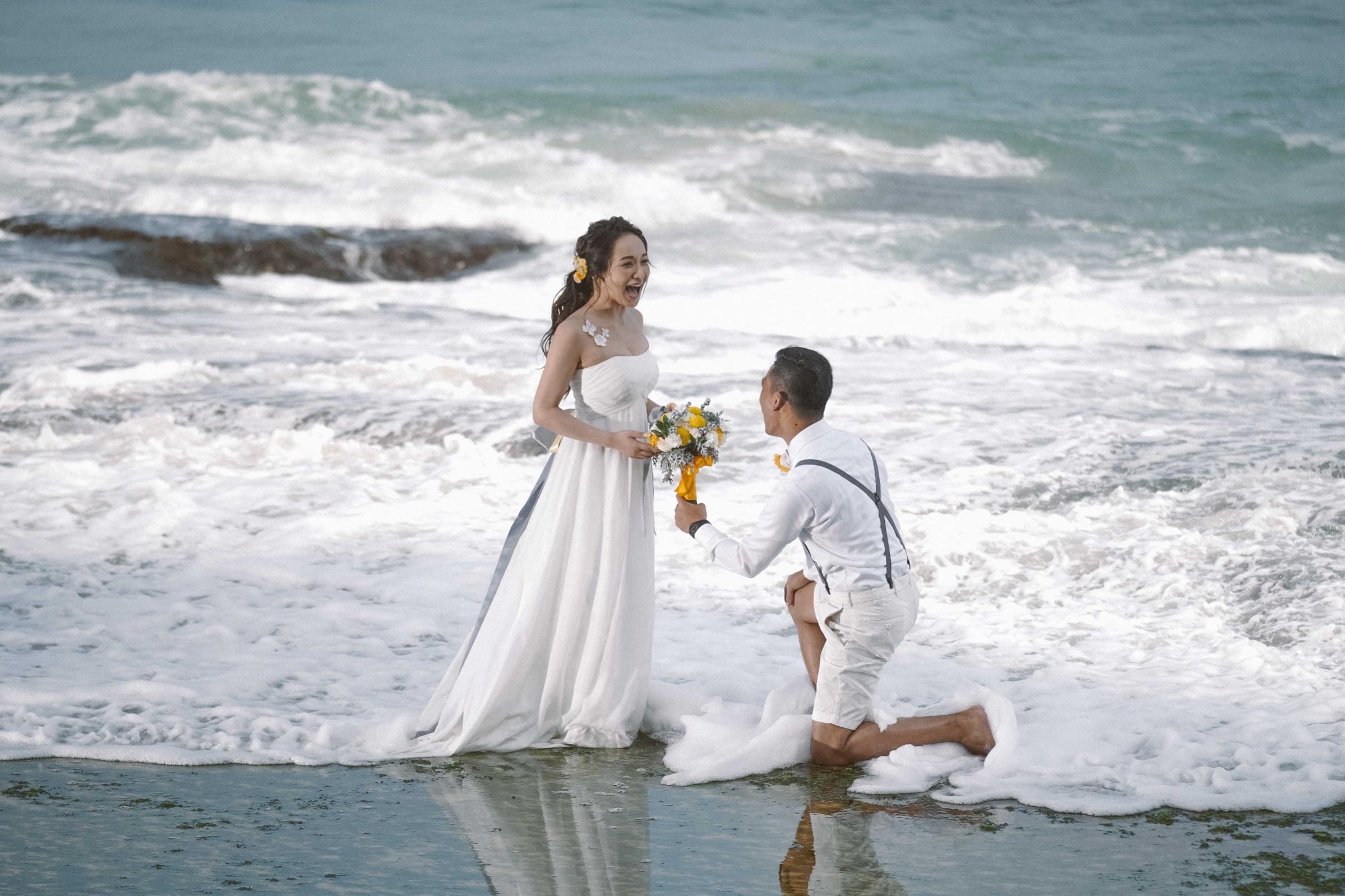 Deluxe Pre Wedding Photo