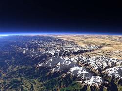 Enter Through The Himalaya Vortex
