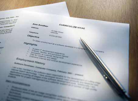 How to Make Your CV (Resume) Stand Out to Engineering Recruiters