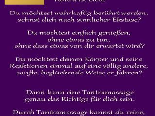 Tantramassage in Sachsen-Anhalt