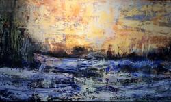 Windswept-Sunset-36x62