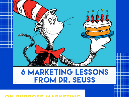 6 Marketing Lessons from Dr. Seuss