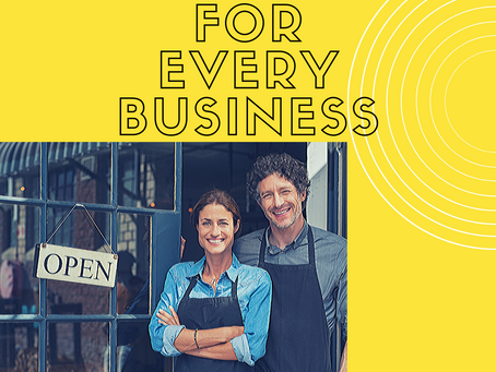 6 B's For Every Business