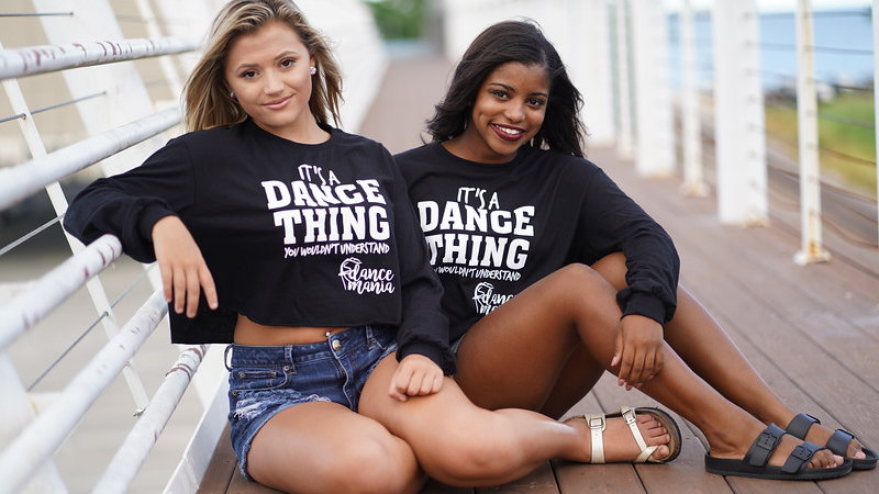 It's a Dance Thing...