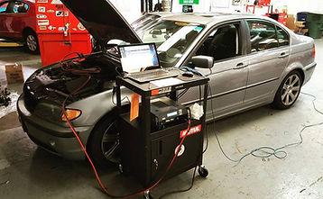 German Autohaus Chattanooga Tennessee European Repair BMW E46 Code Program Maintenance ISTA