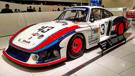 78 _Moby Dick_ at the Porsche Museum in