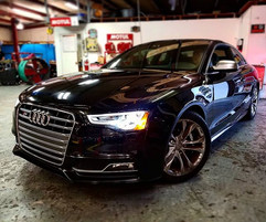 An APR Stage 2+ Ultracharger 2013 Audi S