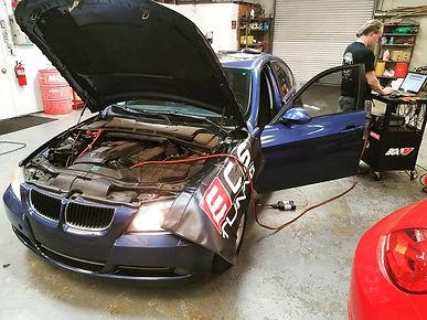 2008 BMW 328i E90 ISTA Diagnostic Software German Autohaus Chattanooga Tennessee European Repair Service Maintenance
