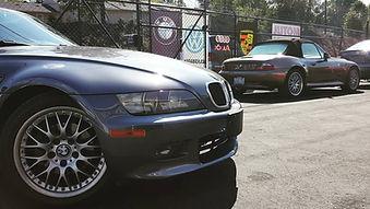 BMW Z4 Pair German Autohaus Chattanooga Tennessee European Car Repair Parts