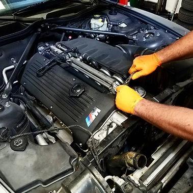 2007 BMW M Coupe Service Maintenance Motul Oil Change Cooling System S54 Engine Mechanic