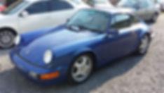 Porsche 911 964 Carrera German Autohaus Chattanooga Tennessee European Car Repair Parts Performance
