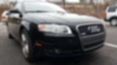 Audi A4 Quattro S-Line German Autohaus Chattanooga Tennessee European Car Repair Parts