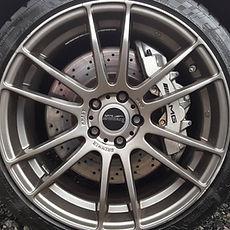 Mercedes E55 AMG Wheel German Autohaus Chattanooga Tennessee European Car Repair Parts
