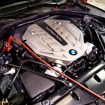 2011 BMW 750Li Module Programming Coding Turbocharged Maintenance Service German Autohaus Chattanooga Tennessee