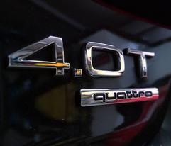 2013 Audi A8L. 4.0L V8 Twin-Turbo Quattr