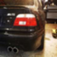 BMW M5 E46 German Autohaus Chattanooga Tennessee European Car Repair Parts