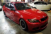 BMW E90 German Autohaus Chattanooga Tennessee European Car Repair Parts
