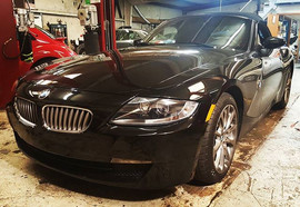 2006 Z4 with only 12k miles! ABS module