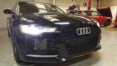 Audi A6 Quattro German Autohaus Chattanooga Tennessee European Car Repair Parts