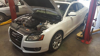 Audi A4 German Autohaus Chattanooga Tennessee European Car Repair Parts