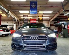2015 Audi S3 In for an APR DSG TCU tune!