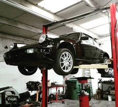 The 911 getting some love. Planning an a
