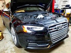 2014 Audi S5 Premium Plus at German Auto