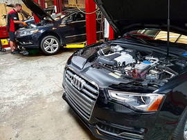 APR Stage 2+ Ultrachager 2013 Audi S5 3.