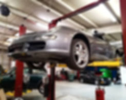 2005 Porsche 911 997 Carrera S Oil Change Motul 8100 Xcess 5W40 Dealer Diagnostics German Autohaus of Chattanooga Tennessee Service Maintenance Repair Performance Parts Silver