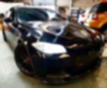 BMW German Autohaus Chattanooga 335i Service Maintenance Black European Repair Tuning