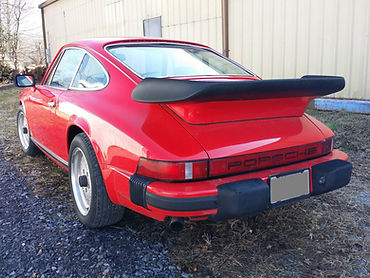 Porsche 911 Carrra German Autohaus Chattanooga Tennessee European Car Repair Parts