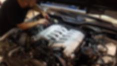 BMW E65 760LI V12 Engine German Autohaus Chattanooga Tennessee European Car Repair Parts