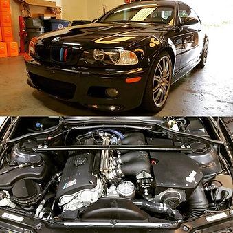German Autohaus Chattanooga Tennessee European Repair BMW E46 M3 Supercharger