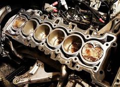 An so a no-start turns into cylinder hea