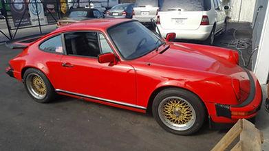 Porsche 911 Carrera German Autohaus Chattanooga Tennessee European Car Repair Parts