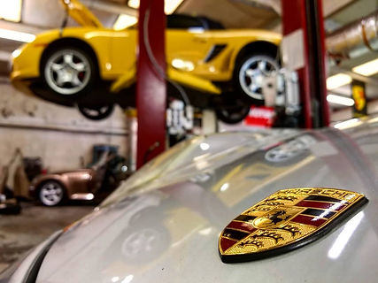 German Autohaus Chattanooga Porsche Service, Maintenance