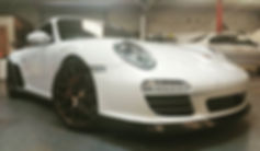 Porsche Carrera C4S 997 German Autohaus Chattanooga Tennessee European Repair Parts Performance