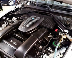 2007 BMW X5 48i in for cooling system se